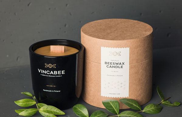 Naturalne świece z wosku pszczelego i ich zalety