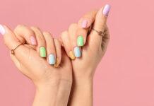 Jak zrobić paznokcie hybrydowe w domu